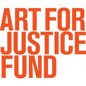 Art for Justice Fund logo