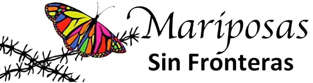 Mariposas sin Fronteras logo