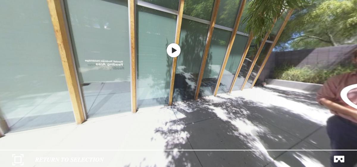 Our garden as seen in the 360 Interactive Tour