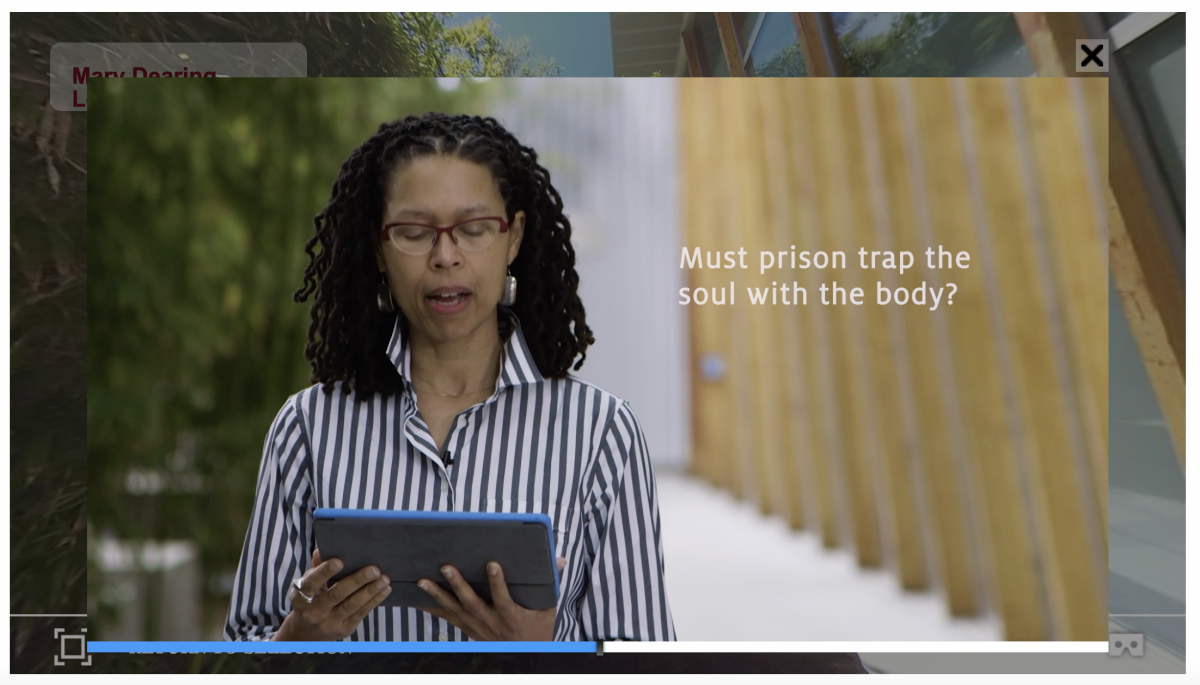 Evie Shockley as seen in our 360 Interactive Tour