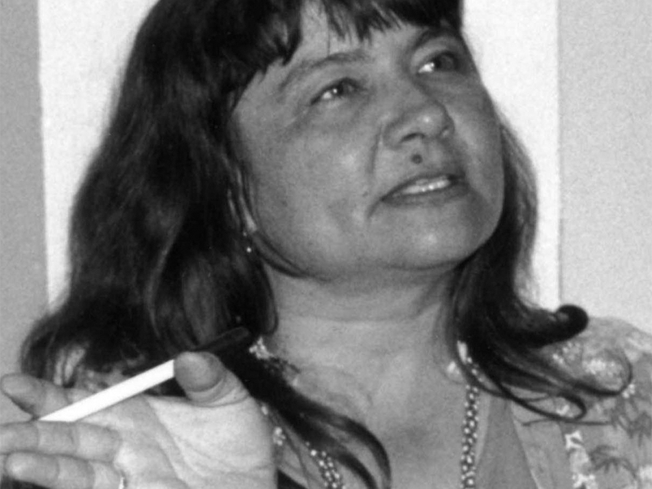 leslie marmon silko Storyteller is a collection of short stories, poems, and photographs by laguna poet and author leslie marmon silko first and foremost, the photographs are a must have if you are looking for a new copy of this work.
