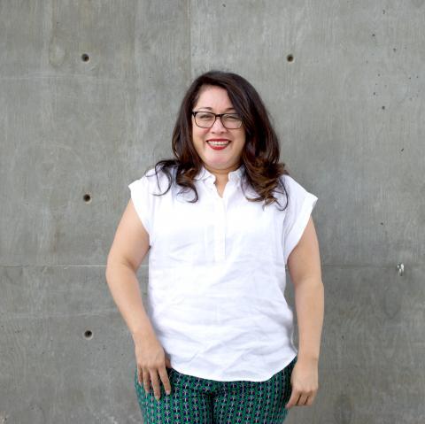 Diana Delgado, Literary Director