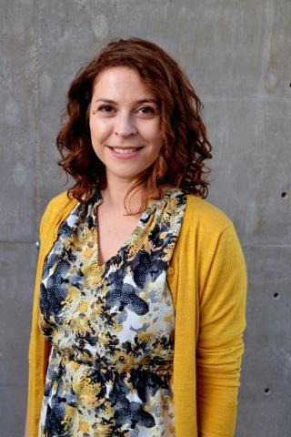 Photo of Patri Hadad by Dana Diehl