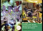 Book covers of Junk by Tommy Pico and There Are More Beautiful Things Than Beyonce by Morgan Parker