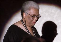 Lucille Clifton, Photo Credit: Mark Lennihan/Associated Press