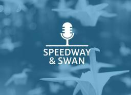 Speedway & Swan logo