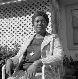 Lucille Clifton courtesy of LaVerne Harrell Clark