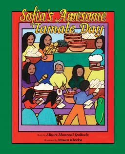 Cover of Sofia's Awesome Tamale Day