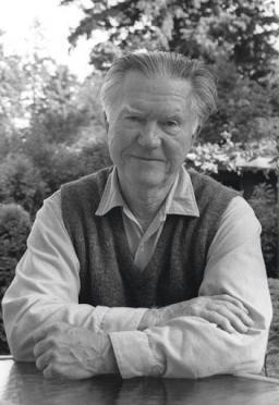 poet William Stafford