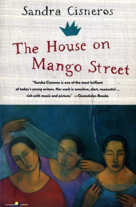 Cover of The House on Mango Street by Sandra Cisneros