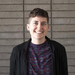 Wren Awry, Education Programs Assistant